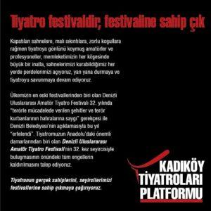 tiyatro festivaldir